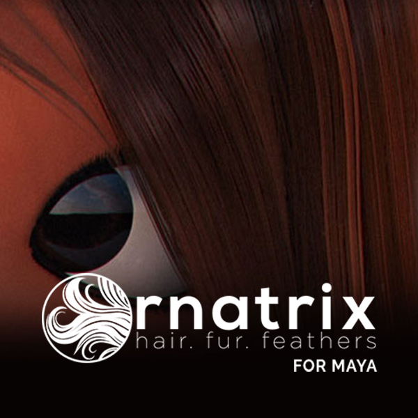 Ornatrix for Maya V2