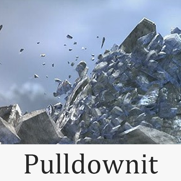 Pulldownit Pro for 3ds Max & Maya �Х�ɥ� �ե?�ƥ��󥰥饤����
